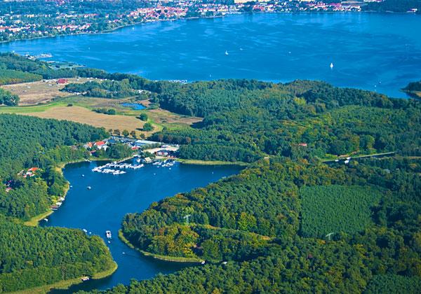 Ferienhaus Ferienhaus Müritz Mecklenburger Seen