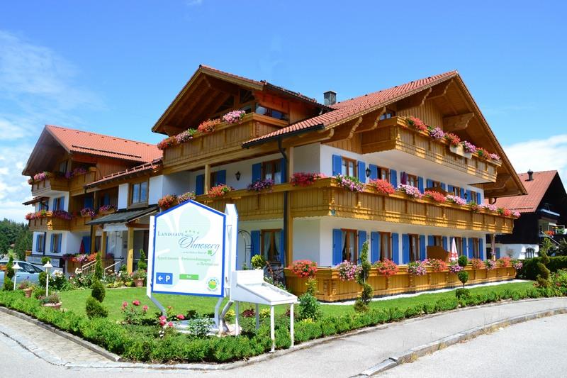 Landhaus Ohnesorg Allgäu