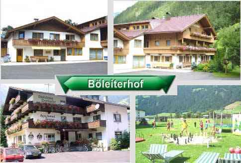 Ferienwohnung Ferienwohnung Böleiterhof
