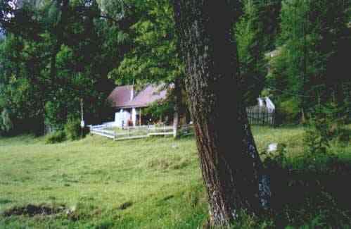 Ferienhaus Ferienhaus Ferienhütte Perschlhof