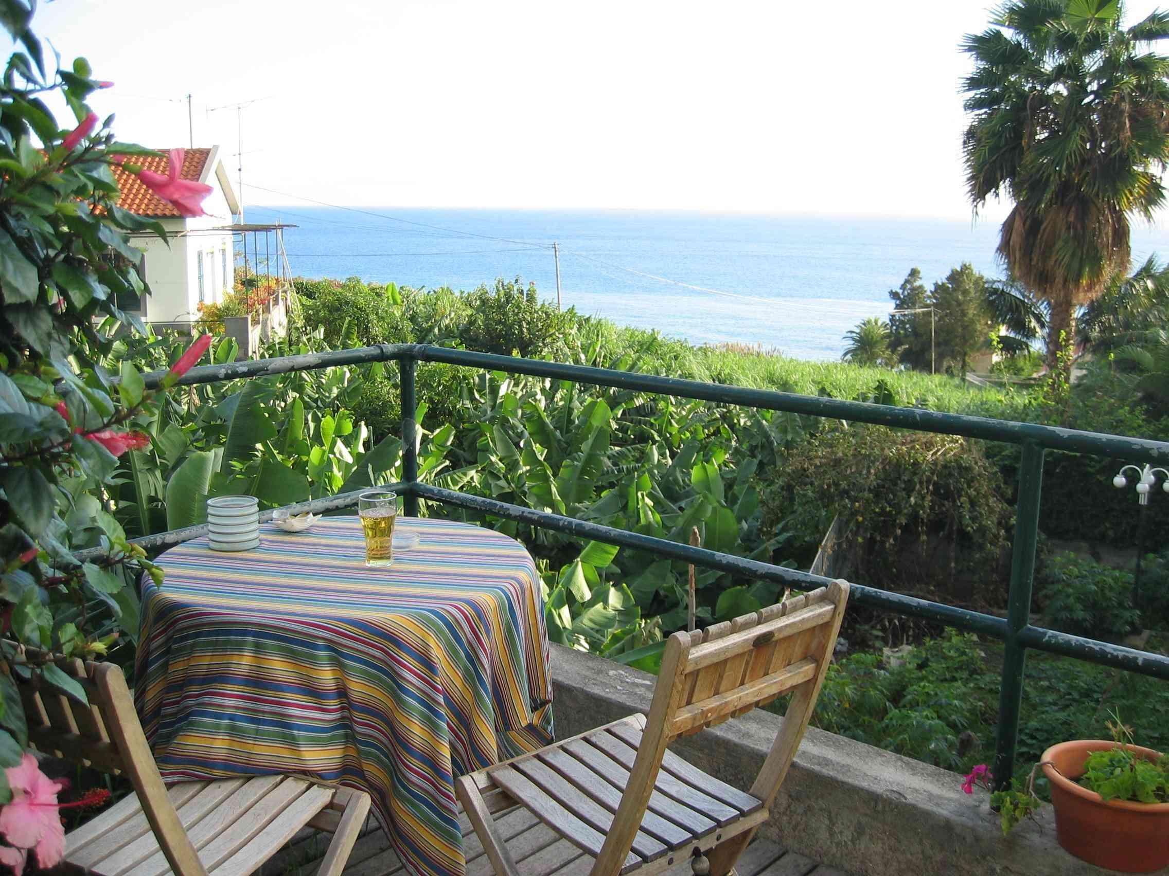 Ferienwohnung privatunterkunft auf madeira for Haus auf madeira