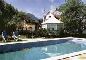 Ferienhaus Ferienhaus Villa das Rosas
