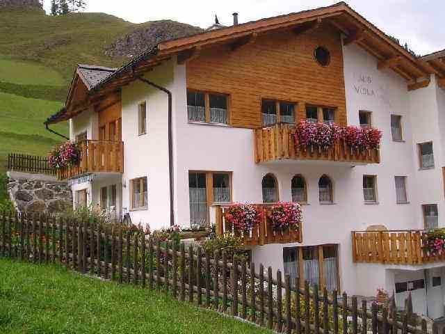 Ferienwohnung Ferienwohnung Haus VIOLA