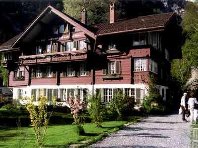 Ferienwohnung Schleusenhaus