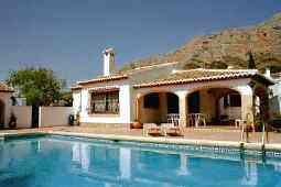 Ferienhaus Ferienhaus Villa KL Montgo