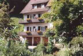 Pension Oesterle im Schwarzwald Schwarzwald