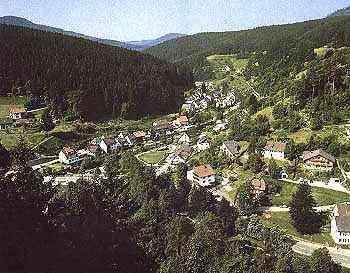 Baiersbronn-Schönmünzach