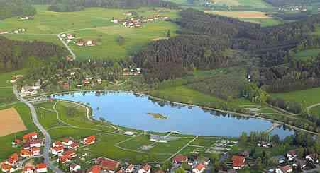 Jandelsbrunn Grund in der Region Bayerischer Wald