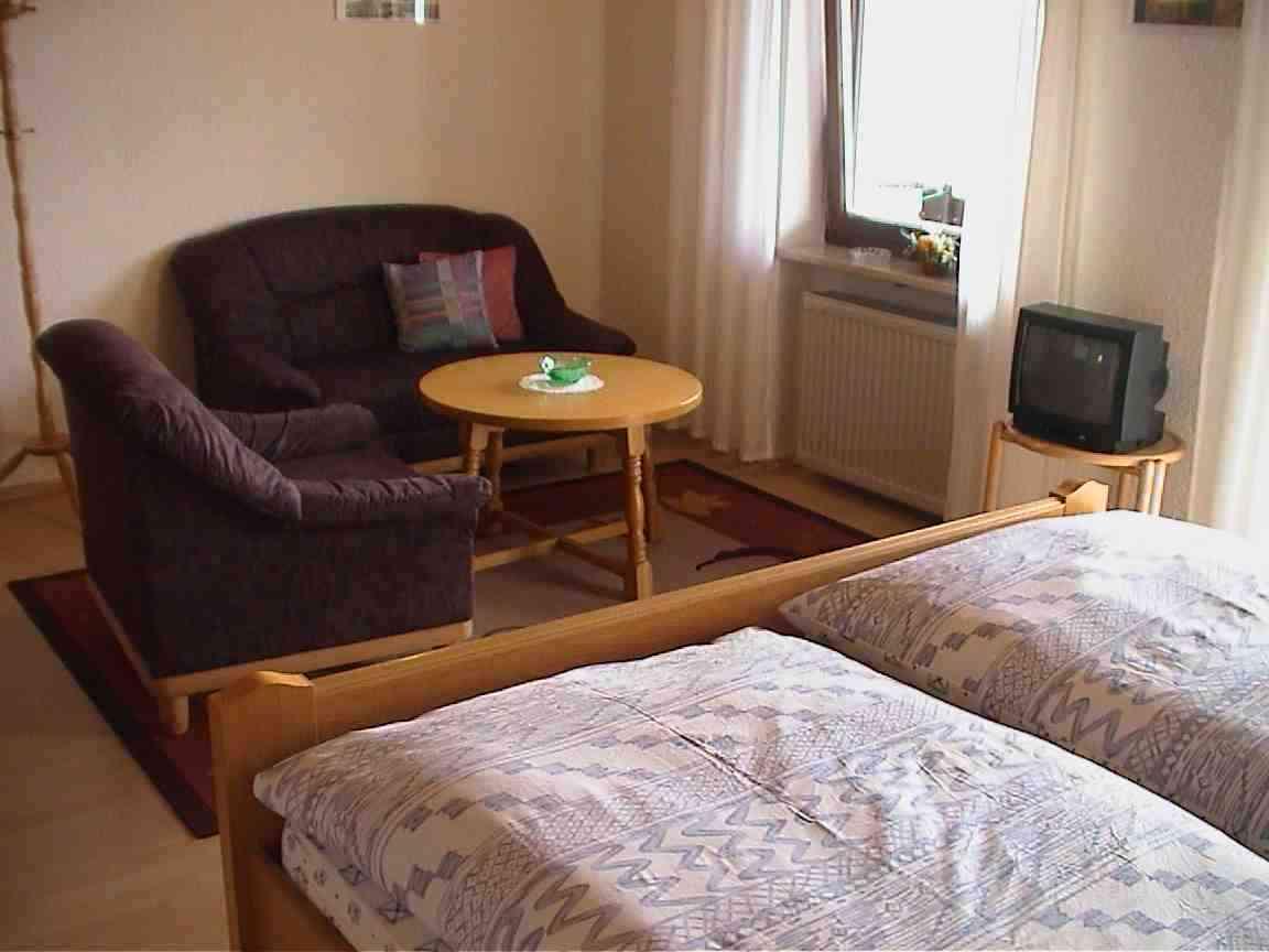 Zimmer Gastgeber Gästehaus Haller