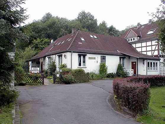 Ferienwohnung Gästehaus am Habichtswald