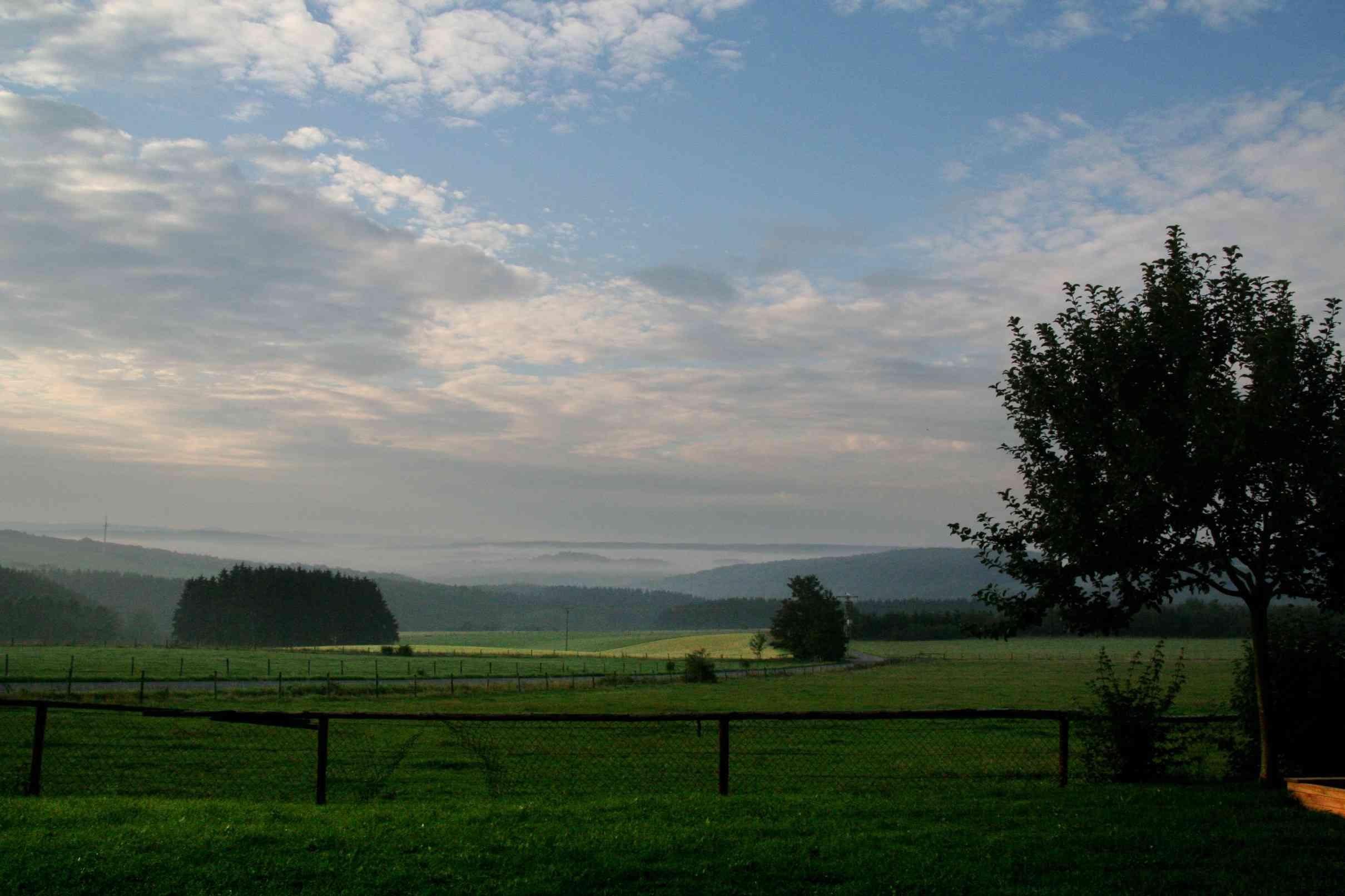 Blankenheim Freilingen in der Region Eifel