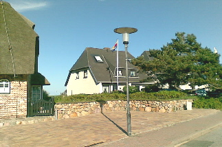 Ferienhaus Haus Wattfrees
