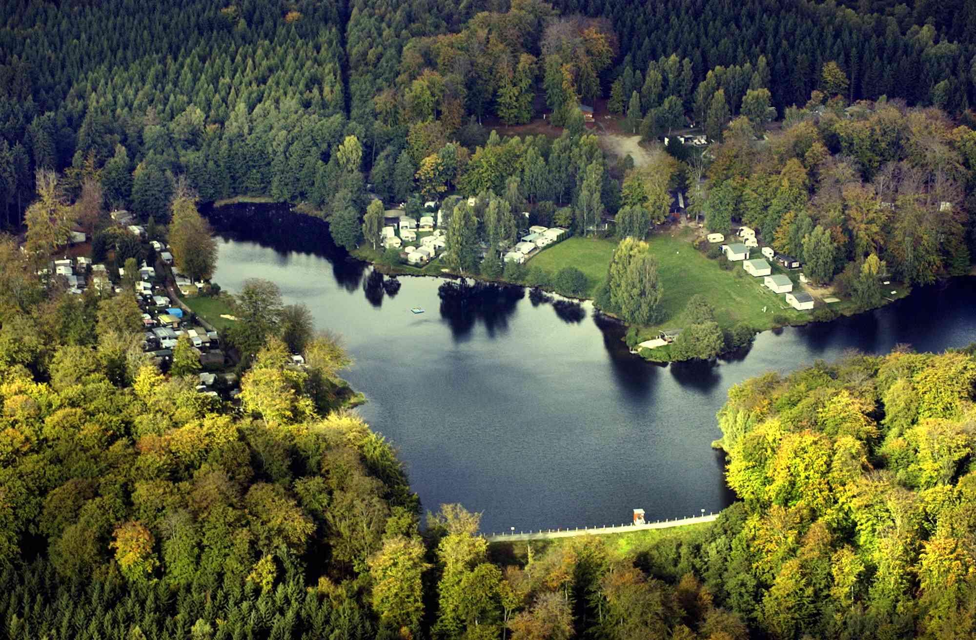 Gernrode in der Region Harz