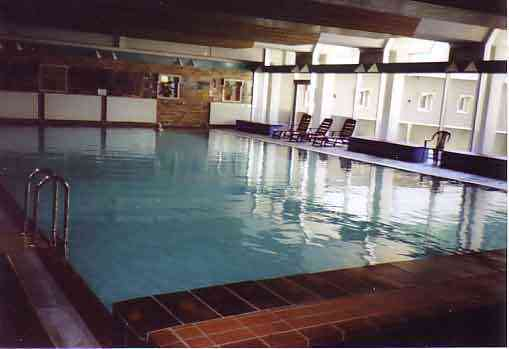 Appartement bad harzburg for Hotel harz schwimmbad