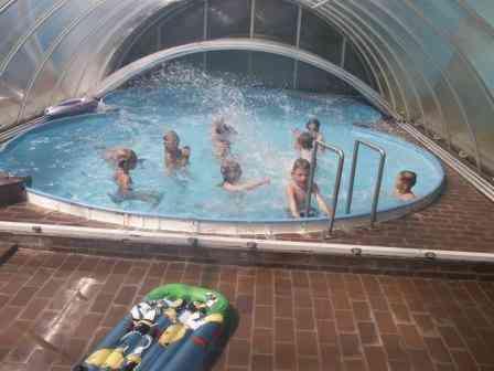 Ferienwohnung Kinderparadies Wittmaack