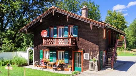 Ferienwohnung Knusperhäuschen Berchtesgaden Schönau am Königssee