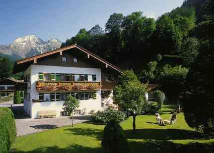 Ferienwohnung Pension Haus Alpenland