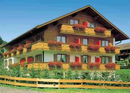 Ferienwohnung Ferienhotel Gertraud