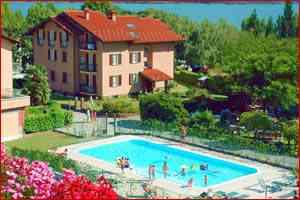 Ferienwohnung Residence Geranio