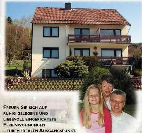 Ferienwohnung Gästehaus Fahlbusch Whg. 1