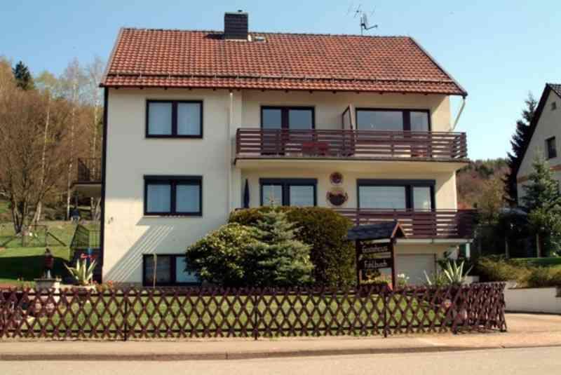 Gästehaus Fahlbusch Whg. 2 Harz