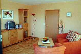 Zimmer Gastgeber Gästehaus Fahlbusch Whg. 2
