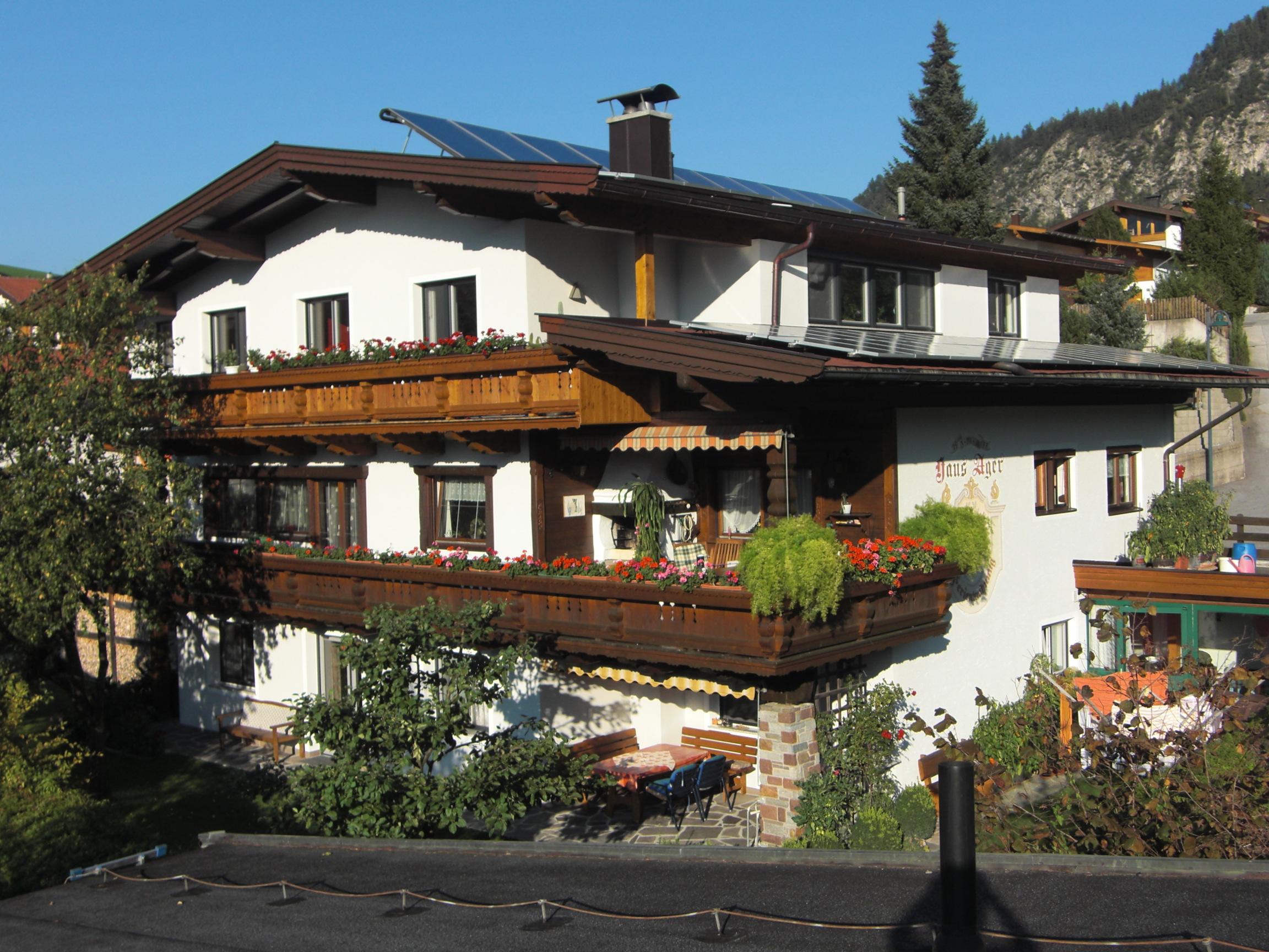 Ferienwohnung Ager am See Tirol